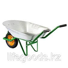 Тачка садовая грузоподъемность 160 кг, объем 78 л Palisad, фото 2