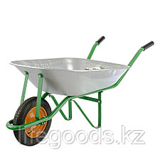 Тачка садовая грузоподъемность 160 кг, объем 78 л Palisad, фото 3