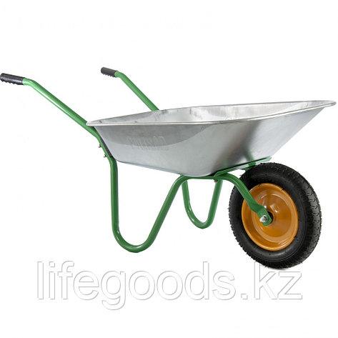 Тачка садовая, грузоподъемность 100 кг, объем 65 л Palisad, фото 2