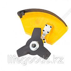 Триммер бензиновый DGT 250, 25 см3, 1,3 л. с, неразъемная штанга, состоит из 2 частей Denzel, фото 3