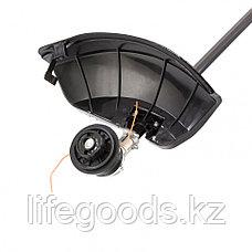 Триммер электрический ЭК-1100, 1100 Вт, 380 мм, разборная штанга, катушка автоматическая, диск Сибртех, фото 3