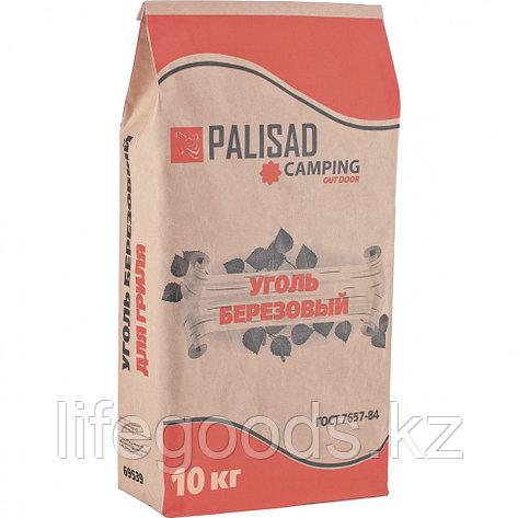Уголь березовый, 10 кг, Россия Camping Palisad, фото 2