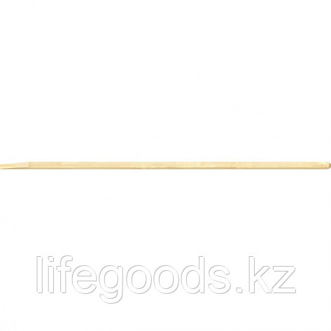 Черенок для грабель, мотыг, 30 х 1200 мм, 1с Россия, фото 2