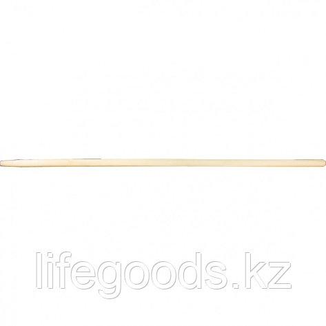 Черенок для лопат, вил, 40 х 1200 мм, в/с Россия, фото 2