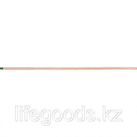 Черенок для щеток, пластиковая резьба, 25 х 1250 мм в/с Россия, фото 2