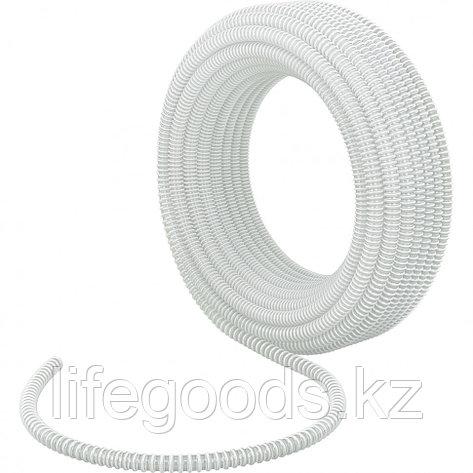 Шланг спиральный, армированный, малонапорный, D 38 мм, 3 атм, 15 м Сибртех, фото 2