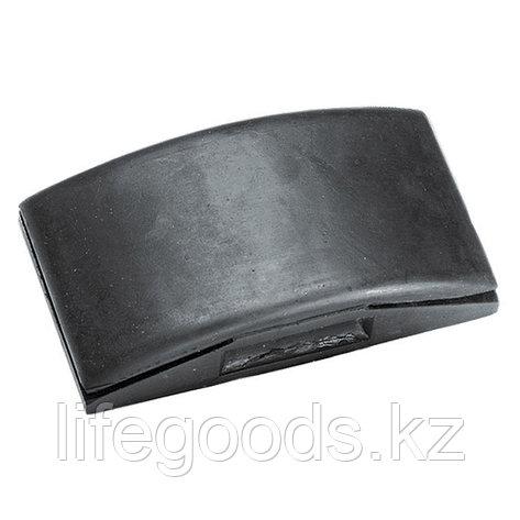 Брусок для шлифования, 125 х 65 мм, ПВХ Sparta 758105, фото 2