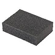 Губка для шлифования, 100 х 70 х 25 мм, мягкая, P 60 Matrix 75701