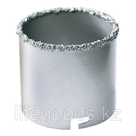 Кольцевая коронка с карбидным напылением, 53 мм Matrix 72848, фото 2