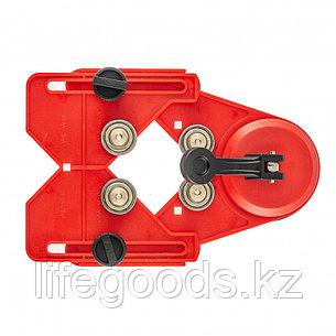 Кондуктор для алмазных сверл 14-82 мм Matrix 72830, фото 2