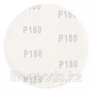 """Круг абразивный на ворсовой подложке под """"липучку"""", P 100, 115 мм, 10 шт Matrix 73826, фото 2"""