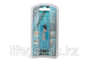 Лезвия, 19 мм, трапециевидные, пластиковый пенал, 12 шт Gross 79376, фото 2