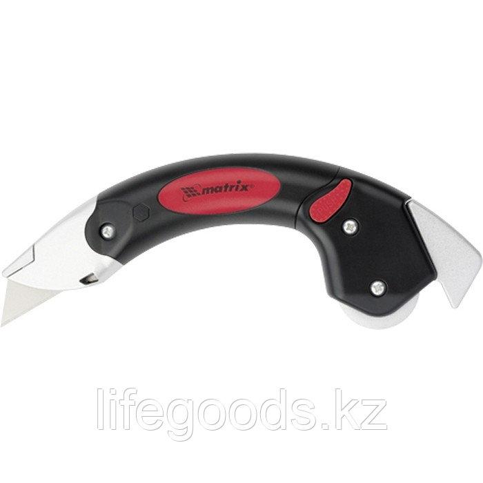 Нож для напольных покрытий и мягкой кровли Matrix 78979