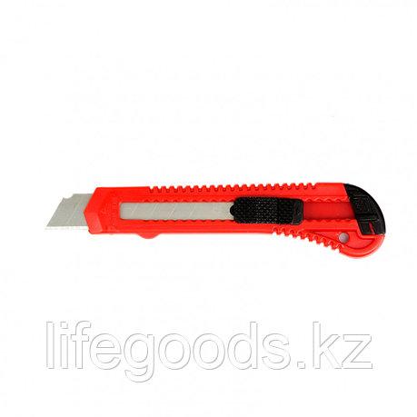 Нож, 18 мм, выдвижное лезвие Matrix 78929, фото 2
