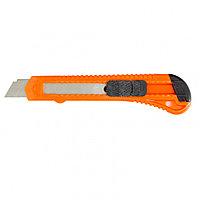 Нож, 18 мм, выдвижное лезвие Sparta 78974