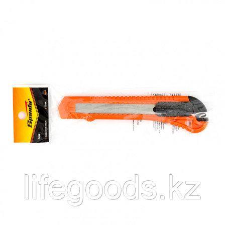 Нож, 18 мм, выдвижное лезвие Sparta 78974, фото 2