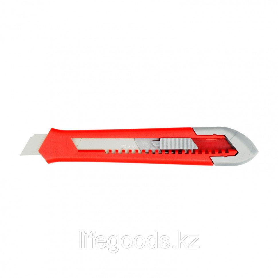 Нож, 18 мм, выдвижное лезвие, корпус ABS пластик Matrix 78928
