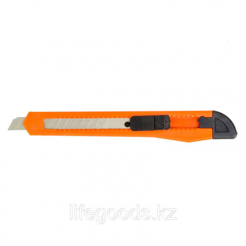 Нож, 9 мм, выдвижное лезвие Sparta 78972