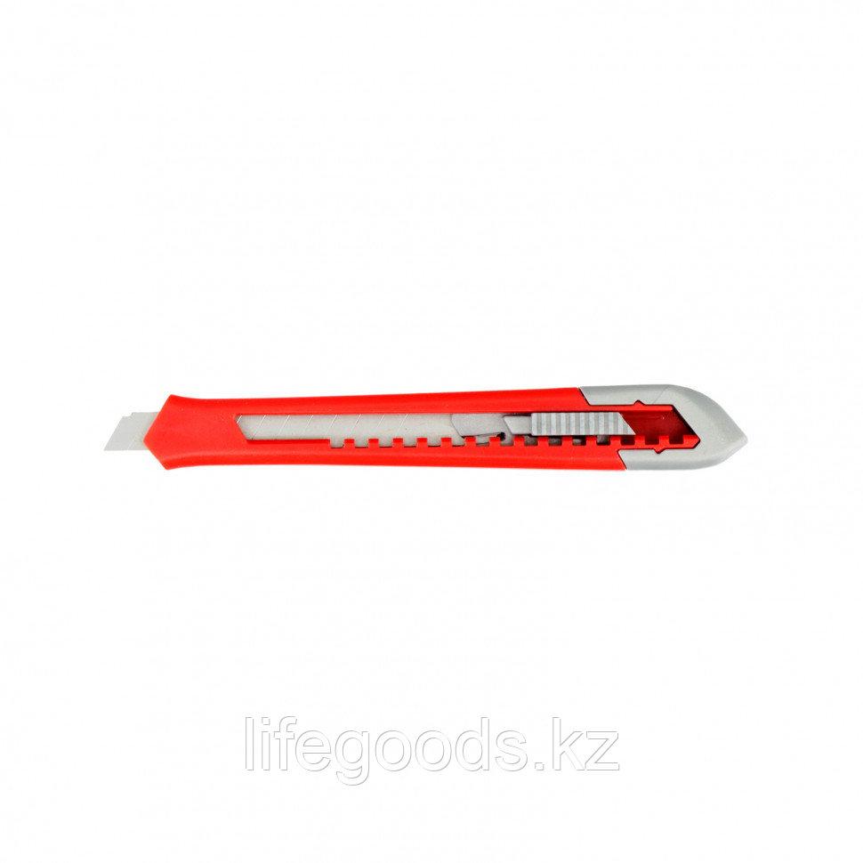 Нож, 9 мм, выдвижное лезвие, корпус ABS пластик Matrix 78927