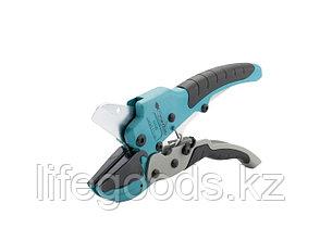 Ножницы для резки изделий из ПВХ, D до 45 мм, обрезиненные рукоятки, рабочий стол для плоских изделий Gross, фото 3
