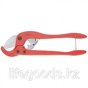 Ножницы для резки изделий из ПВХ, универсальные, D 63 мм, порошковое покрытие рукояток Matrix 78418, фото 2