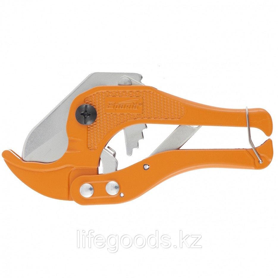 Ножницы для резки изделий из пластика, 180 мм, D до 42 мм Sparta 78400