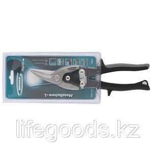"""Ножницы по металлу """"Piranha"""", 250 мм, прямой и левый рез, сталь СrMo, двухкомпонентные рукоятки Gross 78321, фото 2"""