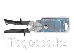 """Ножницы по металлу """"Piranha"""", усиленные, 255 мм, прямой и левый рез, сталь СrMo, двухкомпонентные рукоятки, фото 2"""