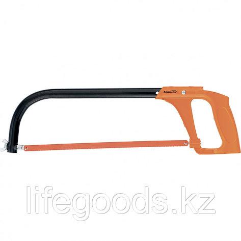 Ножовка по металлу, 250-300 мм, металлическая ручка Sparta 775765, фото 2