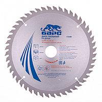 Пильный диск по дереву 250 x 32/30 мм, 48 твердосплавных зубъев Барс 73389