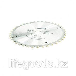 Пильный диск по дереву, 200 х 22 мм, 40 зубьев Sparta 732445, фото 2