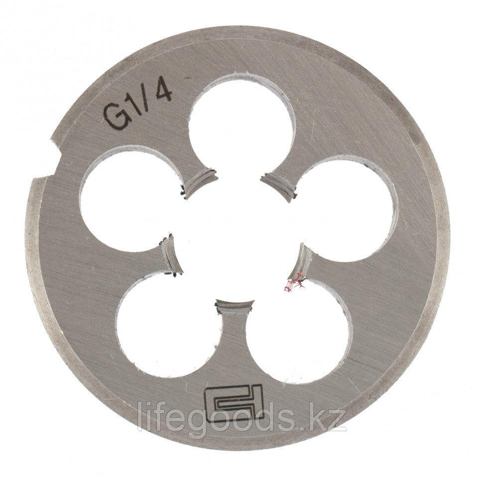 Плашка G1/4 Сибртех 77114