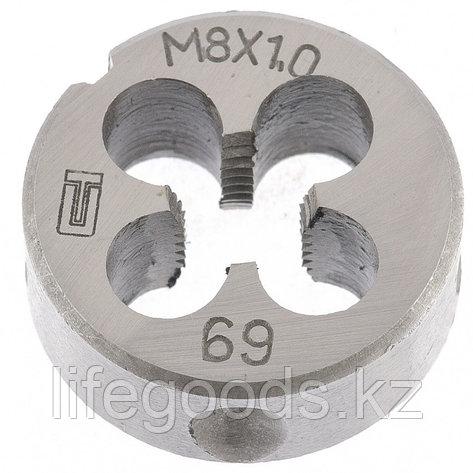 Плашка М8 х 1 мм Сибртех 77019, фото 2