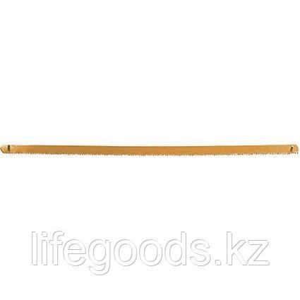 Полотна для ножовки по металлу, 150 мм, биметаллические, 3 шт Matrix, фото 2