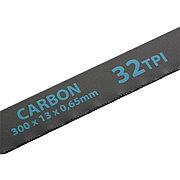 Полотна для ножовки по металлу, 300 мм, 32 TPI, Carbon, 2 шт Gross 77718