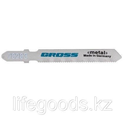 Полотна для электролобзика  Profi, 2 шт, ( 3111F-T118AF ) Gross 78283