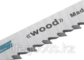 Полотна для электролобзика  по дереву, 2 шт, ( 3102-T101BR ) Gross, фото 2