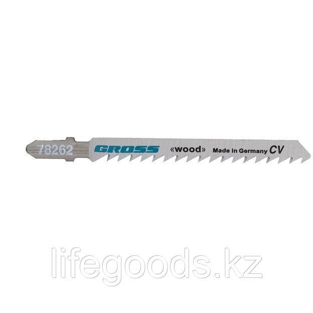 Полотна для электролобзика  по дереву, 2 шт, ( 3103-T101D ) Gross 78262