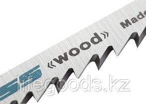 Полотна для электролобзика  по дереву, 2 шт, ( 3103L-T301DL ) Gross 78263, фото 2