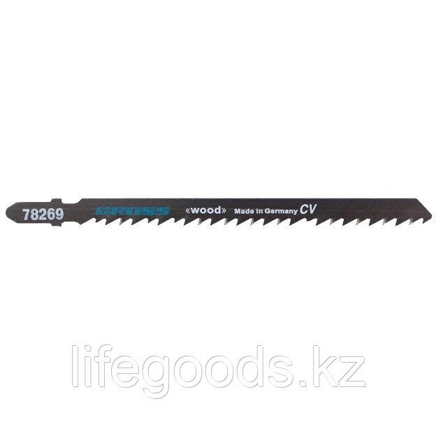Полотна для электролобзика  по дереву, 2 шт, ( 3104L-T144DL ) Gross 78269