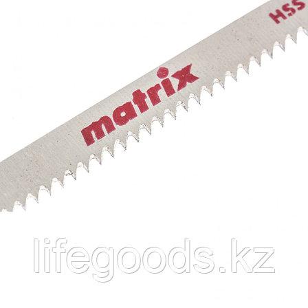 Полотна для электролобзика по пластику, 3 шт, T101A, 72 x 2 мм, HSS Matrix, фото 2