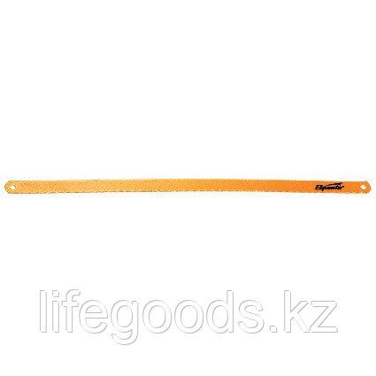 Полотно для ножовки по металлу, 300 мм, закаленное Sparta 777715, фото 2