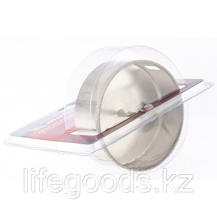Сверло алмазное по керамограниту, 105 х 67 мм, трехгранный хвостовик Matrix 726903, фото 2