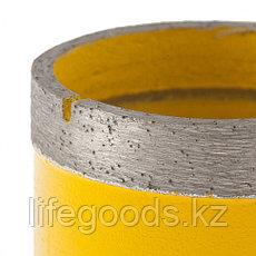 Сверло алмазное по керамограниту, 55 мм, мокрая резка, М14 Denzel 72690, фото 2