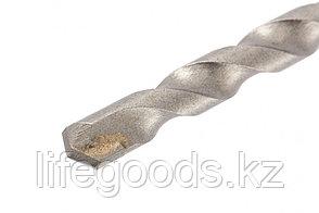 Сверло по бетону, 6 х 100 мм, Carbide tip, цилиндрический хвостовик Барс 70526, фото 2
