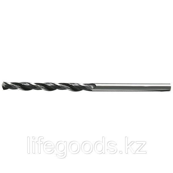 Сверло по металлу, 2,8 мм, быстрорежущая сталь, 10 шт, цилиндрический хвостовик Сибртех