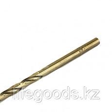 Сверло по металлу, 3,8 мм, HSS Co-5% Matrix, фото 2