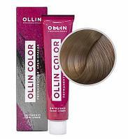 Перманентная крем краска для волос, 8,0 светло русый,60 мл, Ollin Color