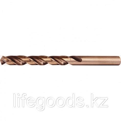 Сверло по металлу, 4,8 мм, HSS Co-5% Matrix, фото 2