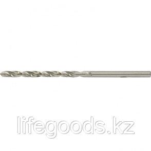 Сверло по металлу, 6,5 х 148 мм, полированное, удл, HSS, 10 шт, цилиндрический хвостовик Matrix, фото 2